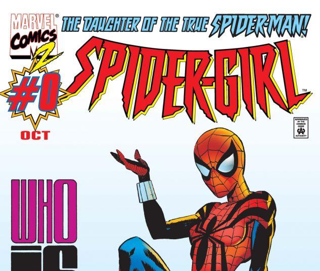 Spider-Girl (1998) #0
