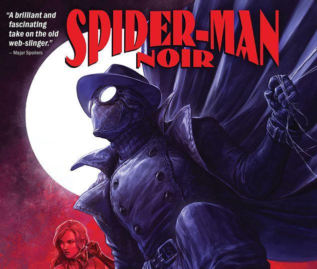 Spider-Man Noir: Twilight In Babylon #1