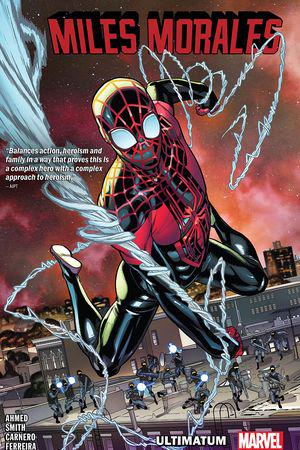Miles Morales Vol. 4: Ultimatum (Trade Paperback)