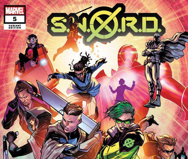 S.W.O.R.D. #5