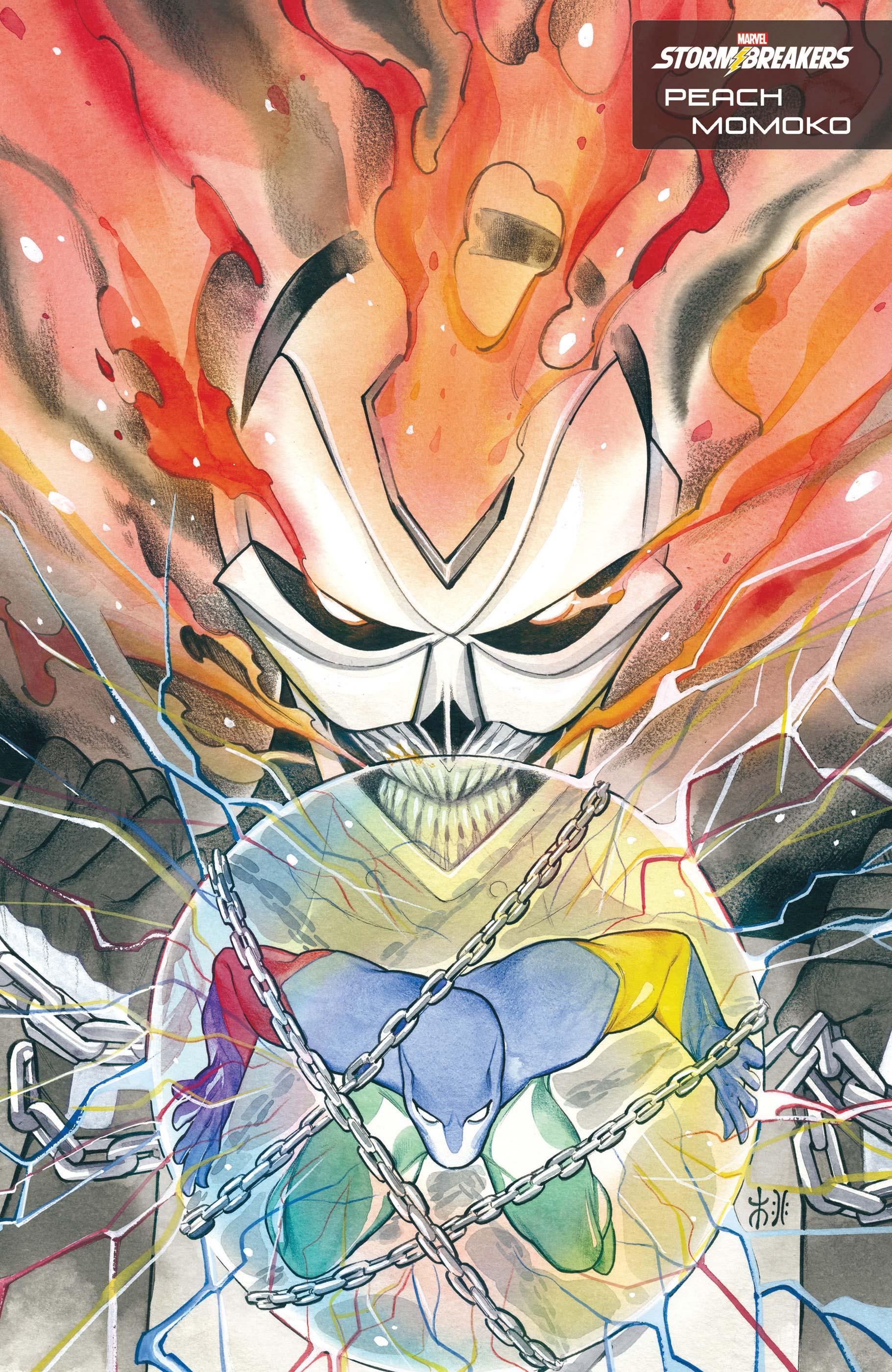Heroes Reborn (2021) #3 (Variant)