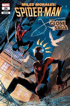 Miles Morales: Spider-Man (2018) #26 (Variant)
