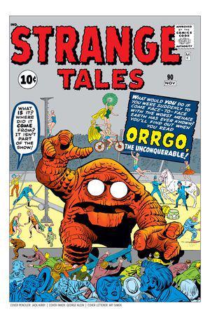 Strange Tales (1951) #90