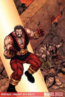 Hercules: Twilight of a God #1