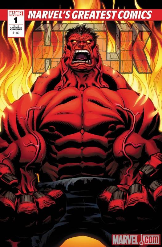 Hulk MGC (2010) #1