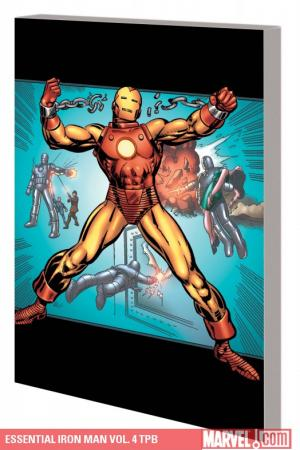 Essential Iron Man Vol. 4 (Trade Paperback)