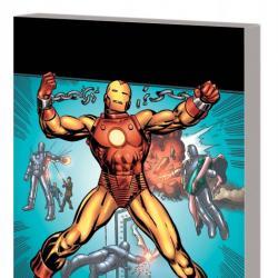 Essential Iron Man Vol. 4 (Trade Paperback)