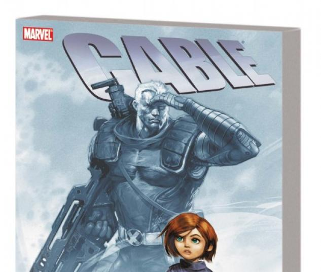 Cable Vol. 3: Stranded (Trade Paperback)
