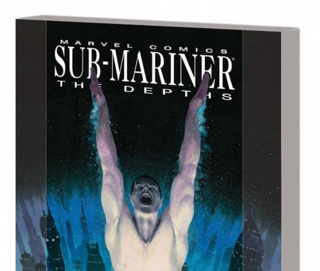 SUB-MARINER: THE DEPTHS TPB