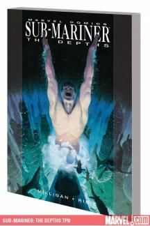 Sub-Mariner: The Depths (Trade Paperback)