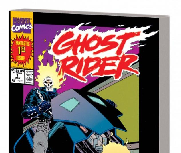 GHOST RIDER: DANNY KETCH CLASSIC VOL. 1 TPB