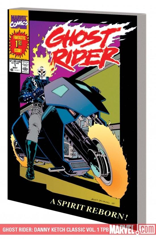 Ghost Rider: Danny Ketch Classic Vol. 1 (Trade Paperback)