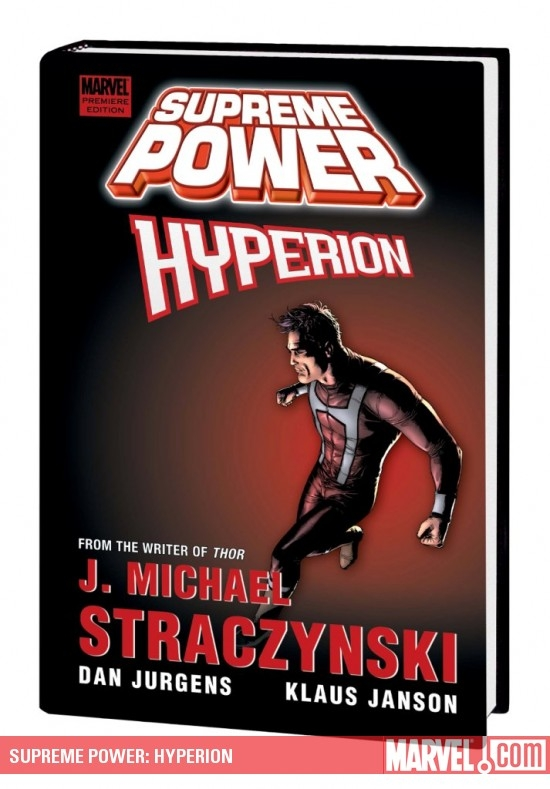Supreme Power: Hyperion (Hardcover)