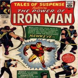 Marvel Masterworks: The Invincible Iron Man Vol. (2005)