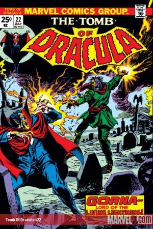 Tomb of Dracula (1972) #22