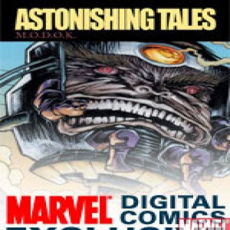 ASTONISHING TALES: M.O.D.O.K. DIGITAL COMIC 1 (2009) #1