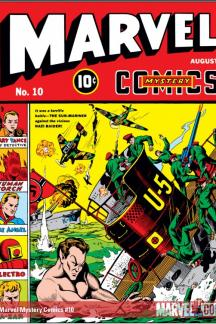 Marvel Mystery Comics #10