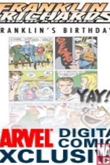 Franklin Richards: Franklin's Birthday! #1