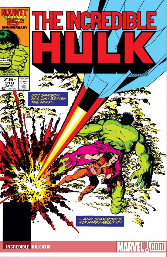 Incredible Hulk (1962) #318