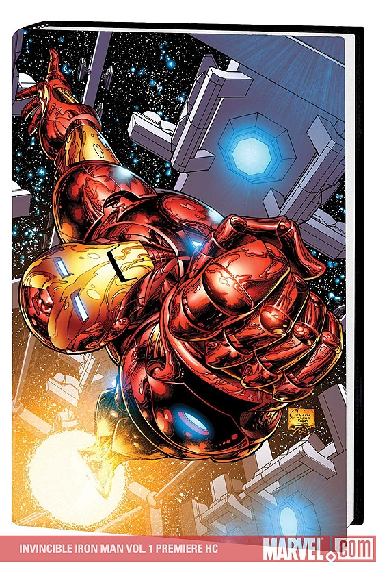 Invincible Iron Man Vol. 1: The Five Nightmares Premiere (Hardcover)
