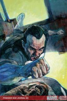 Punisher War Journal #23