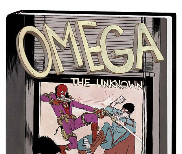 OMEGA: THE UNKNOWN PREMIERE HC  #0