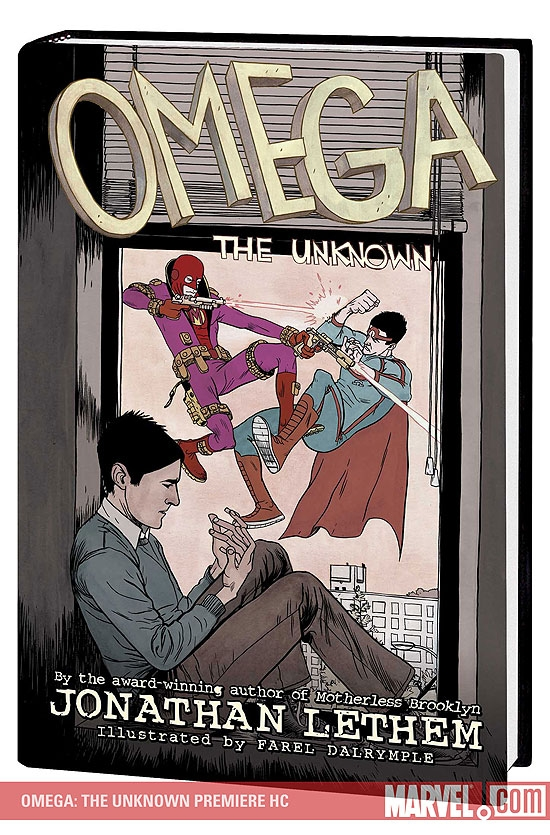 Omega: The Unknown (Hardcover)
