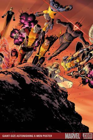Giant-Size Astonishing X-Men (2008)