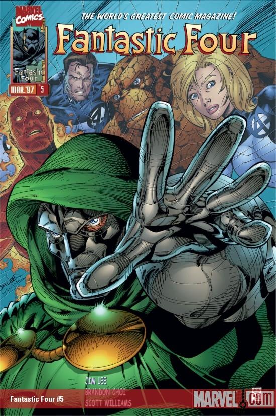 Fantastic Four (1996) #5