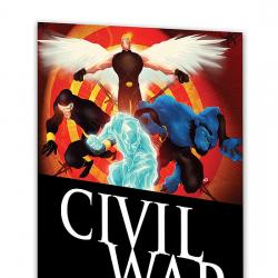 CIVIL WAR: X-MEN #0
