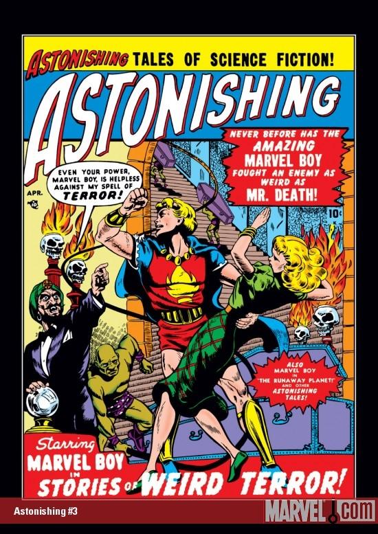 Astonishing (1951) #3