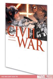 Civil War Script Book (Trade Paperback)