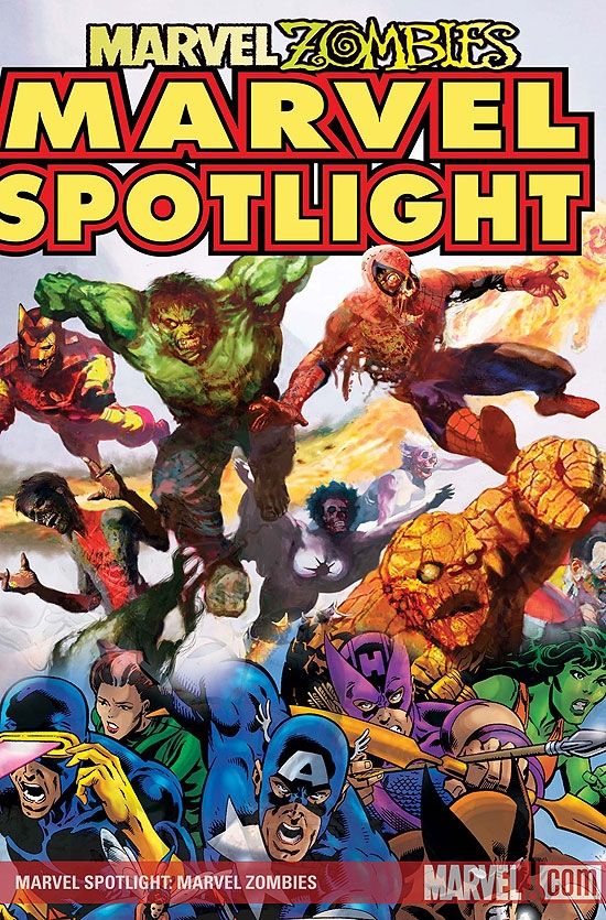 Marvel Spotlight (2005) #22