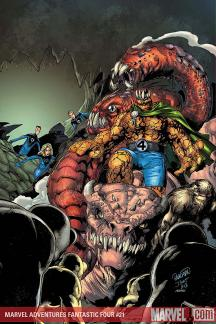 Marvel Adventures Fantastic Four #21