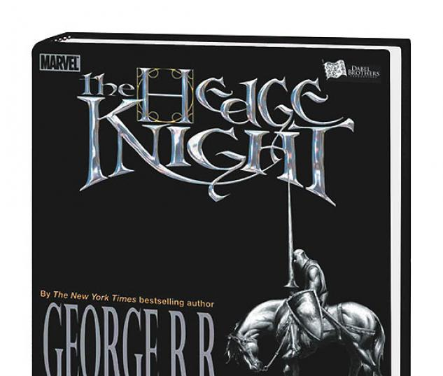 HEDGE KNIGHT VOL. 1 PREMIERE HC COVER