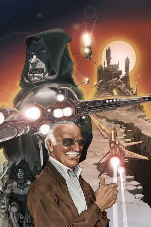Stan Lee Meets Dr. Doom #1