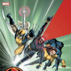 ASTONISHING X-MEN VOL. 1 COVER