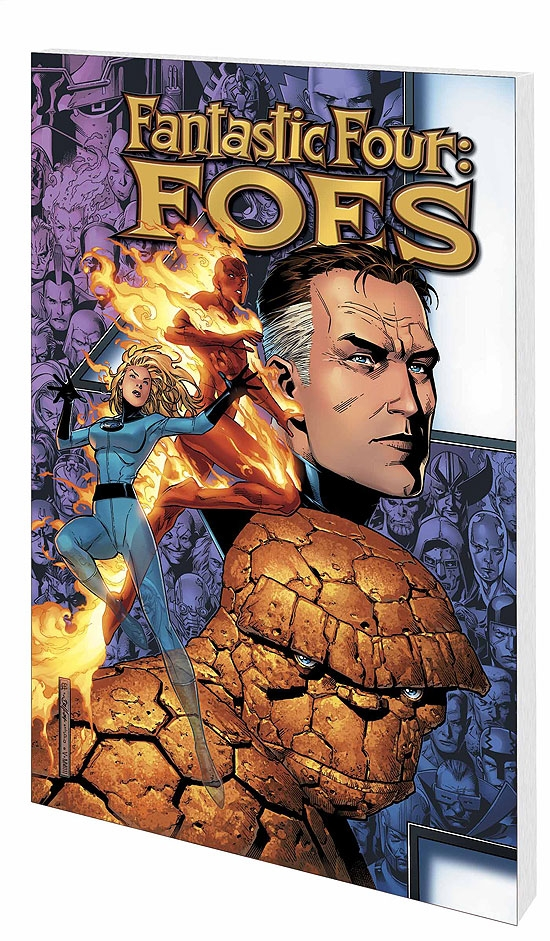 Fantastic Four: Foes (Trade Paperback)