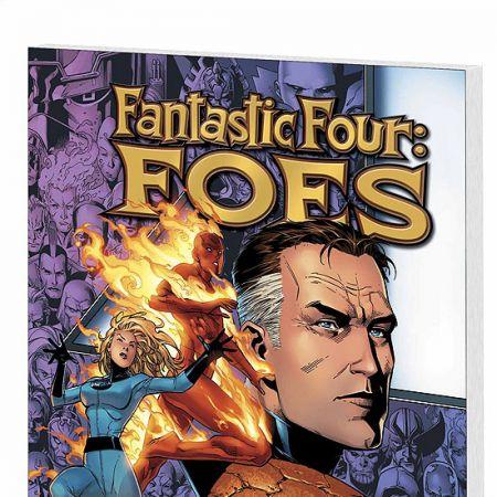 FANTASTIC FOUR: FOES #0