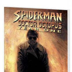 SPIDER-MAN/DOCTOR OCTOPUS: YEAR ONE COVER