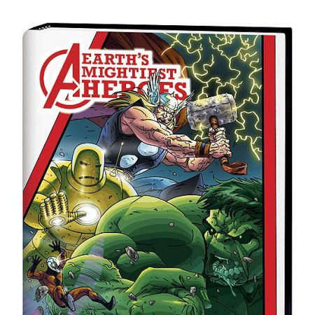 AVENGERS: EARTH'S MIGHTIEST HEROES COVER