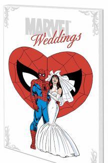 Marvel Weddings (Trade Paperback)
