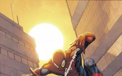 MARVEL AGE SPIDER-MAN (2005) #19 COVER