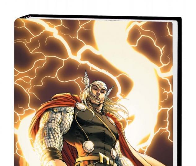 Thor by J. Michael Straczynski (Hardcover)