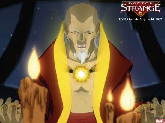 Dr. Strange: The Ancient One