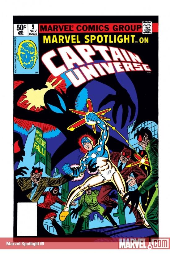 Marvel Spotlight (1979) #9