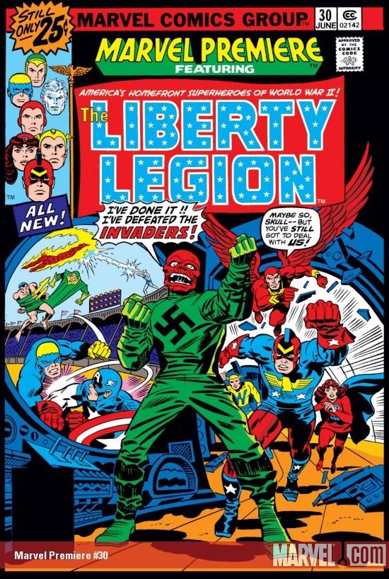 Marvel Premiere (1972) #30