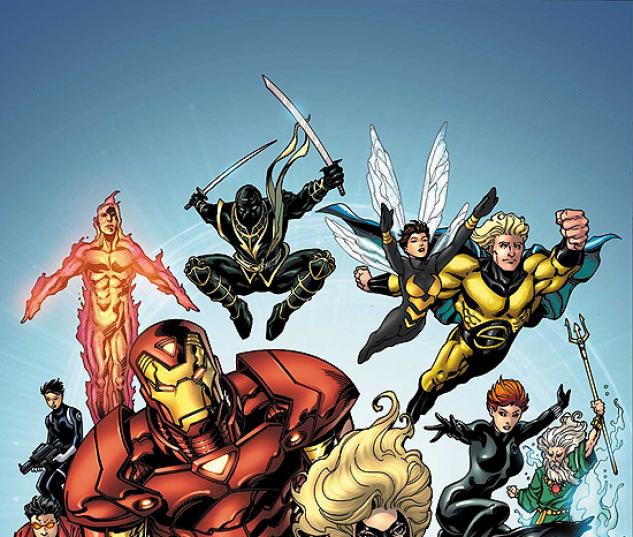 Avengers Handbook Featuring the Mighty Avengers (2007) #3