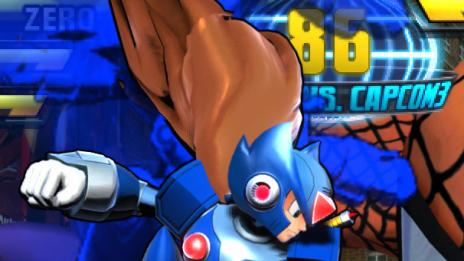 Zero in Marvel vs. Capcom 3