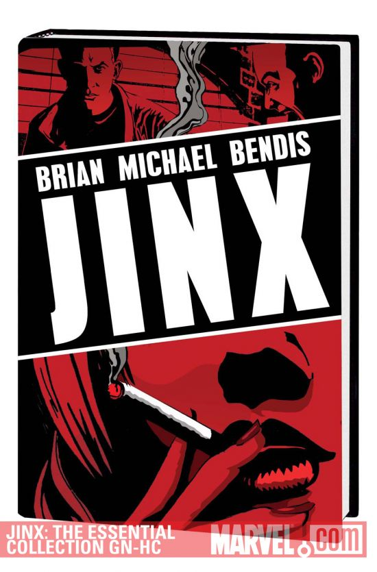 JINX: THE ESSENTIAL COLLECTION GN-HC (Graphic Novel)